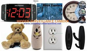 Choose The Hidden Surveillance Camera Systems For Home
