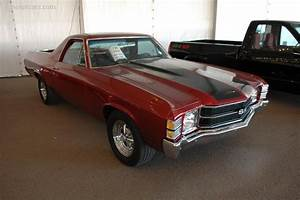 Auction results and data for 1971 Chevrolet El Camino ...