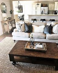 Rustic Farmhouse Decor Living Room Ideas