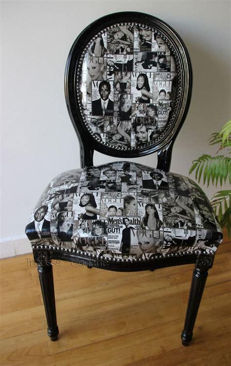 chaise voltaire les 25 meilleures idées concernant chaise medaillon sur