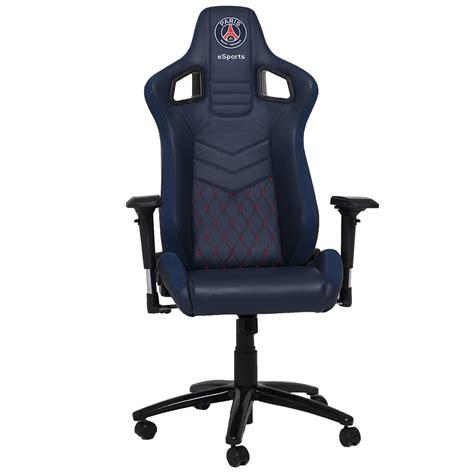 siege du psg un fauteuil de quot gamer quot psg parisvox