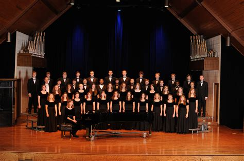 Greenville College Choir And Kingsbury Ensemble To Present
