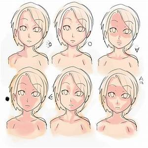 where to shade faces anime - Google Search | Portrait ...
