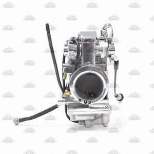 Mikuni Hsr42 Tm42 42mm Flat Slide Pumper Carburetor