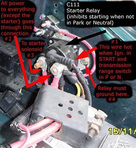 Help  Can U0026 39 T Get Aerostar To Start - Page 2