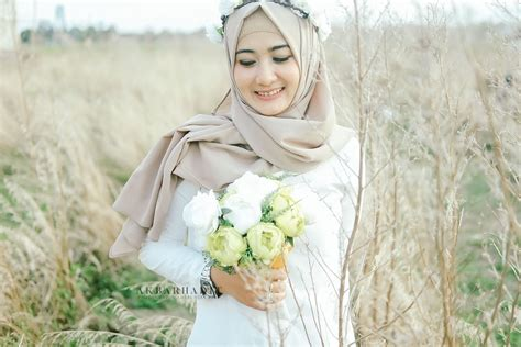 hijab fashion tips keren foto outdoor  tema summer