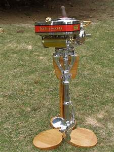 Antique 1922 Johnson Waterbug Outboard Motor Model A S  N