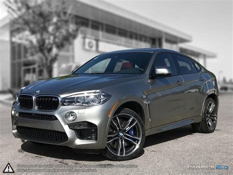 Bmw X6 M 2019 by 2019 Bmw X6 M Sports Activity Coupe Winnipeg