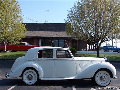 roll royce car 1950 1950 rolls royce silver dawn short boot saloon daniel