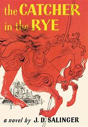 Image result for catcher in the rye book