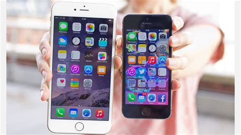 iphone 5s plus iphone 6 plus review apple s big screen iphone 6 plus for