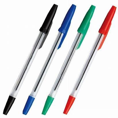 Pens Ball Pen Offices Plastic Ballpoint Writing