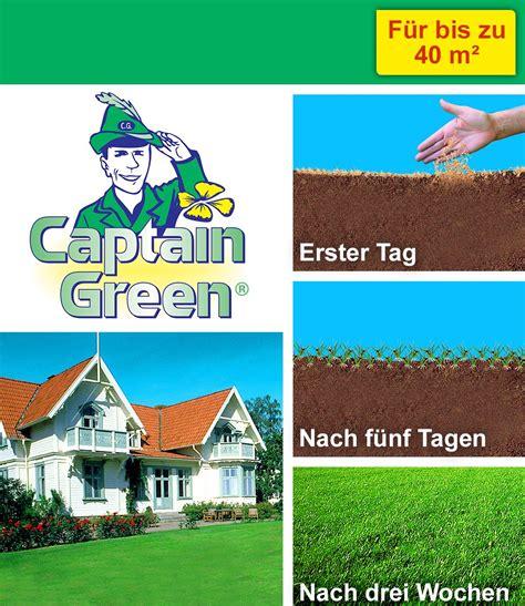 Captain Green® 'wunderrasen'  Rasensamen Bei Baldurgarten
