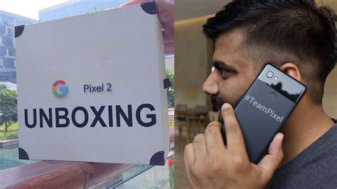 pixel 2 xl unboxing look giveaway teixel