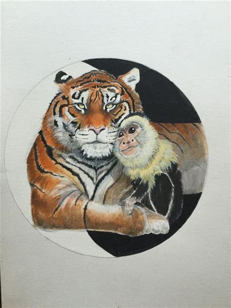 images  monkey  tiger xxxx  pinterest