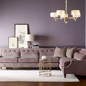 Sectionals modern living room furniture accessories for Baker furniture sectional sofa