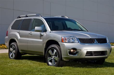 2004 Mitsubishi Endeavor Recalls by 2011 Mitsubishi Endeavor Hangs On For Another Year With