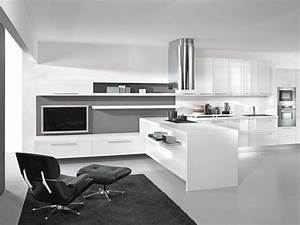 Modern living room kitchen 22 ideas enhancedhomesorg for Modern cabinets for living room