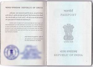 Indian Passports will now be printed in both English and ...