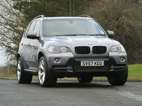 Bmw X5 2007 For Sale by Used 2007 Bmw X5 4x4 3 0d Se 5dr Auto Diesel For Sale In