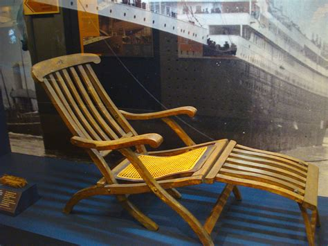 Titanic Deck Chair Plans by Halifax And The Titanic Everett Potter S Travel Report