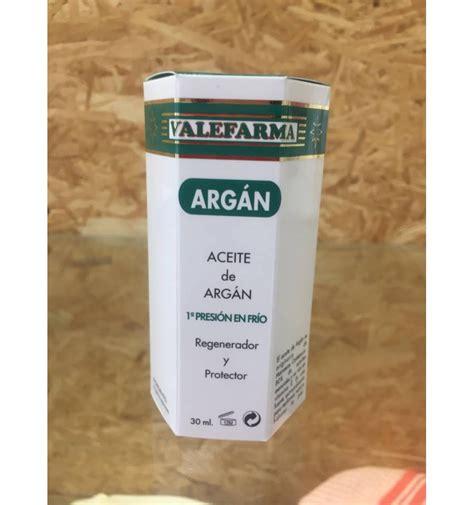 ACEITE DE ARGAN 30ML Farmacia del Pilar