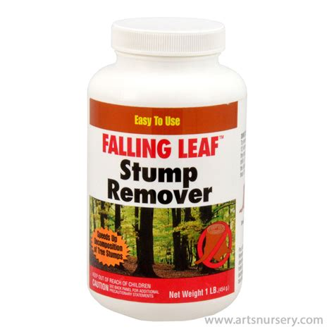 Falling Leaf Stump Remover 454g  Arts Nursery Ltd