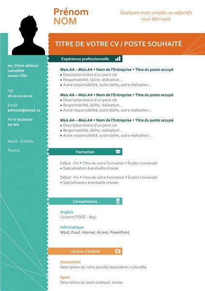 bureau change en ligne creation cv gratuit cv trame jaoloron