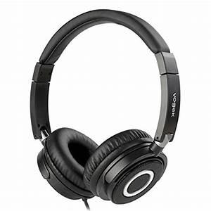 On Ear Kopfhörer Leicht : vogek kopfh rer auf ohr faltbare kabelgebundene on ear ~ Kayakingforconservation.com Haus und Dekorationen