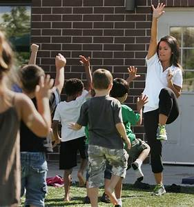 Elgin's Goddard School first in country to add pre-K gym class
