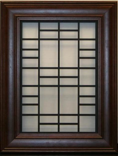 Decorative Security Grilles For Windows Uk by The 25 Best Window Grill Design Ideas On
