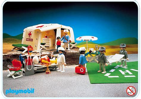 bureau de poste playmobil ambulance zelt 3224 a playmobil