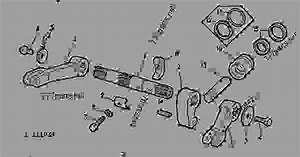 Rockshaft  Piston  Lift Arms  02h13