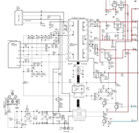symbols lovely samsung power supply schematic circuit