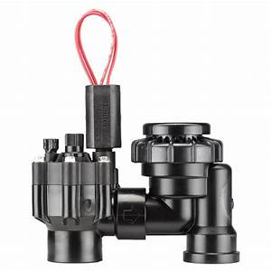 Hunter Industries 1 In  Pgv Electric Backflow Prevention