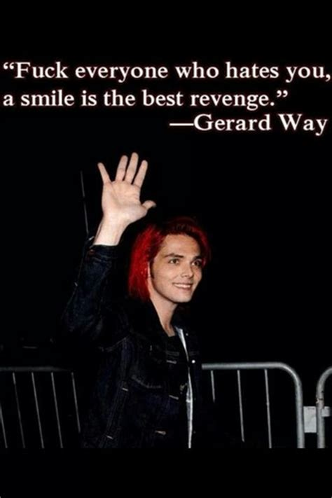 My Chemical Romance Wallpaper Hd Gerard Way Images Gerard Way Quotes Hd Wallpaper And Background Photos 38664217
