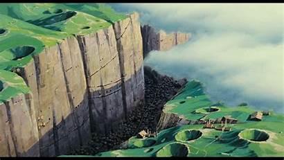 Castle Sky Wallpaperaccess Laputa Wallpapers