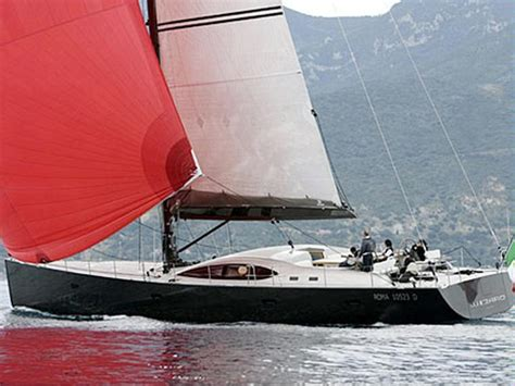 Fast Cruising Boats by C N Yacht Fast Cruising Sloop By Vallicelli In Pto