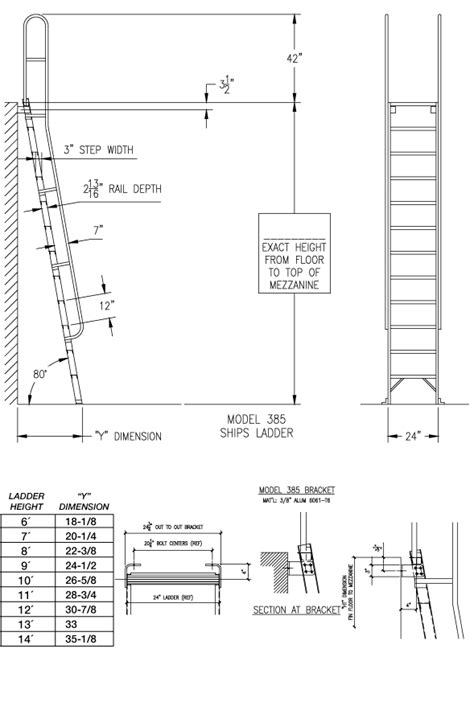 Jl Closets by M80 80 176 Ships Ladder Alaco Ladder