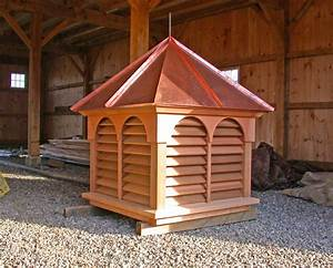 New england barn barn accessories for Cupola roof design