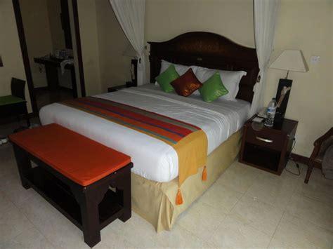 """großes Kingsizebett"" Hotel Beji Ubud Resort (ubud"