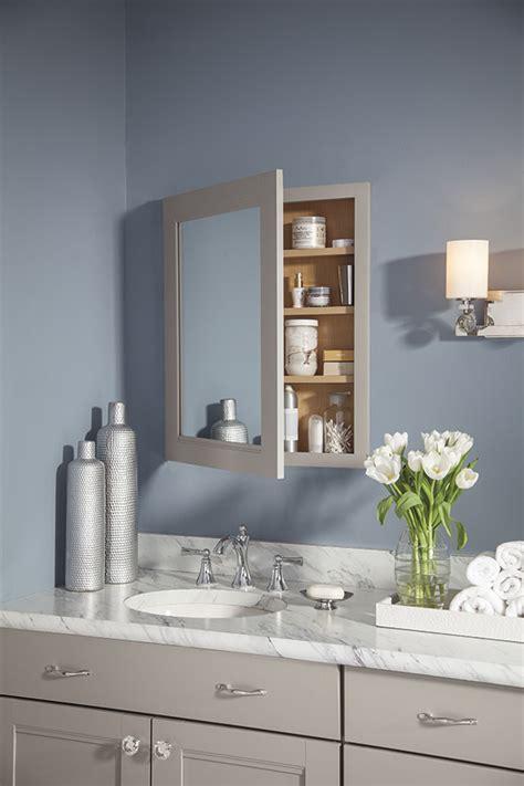 vanity wall mirror cabinet schrock