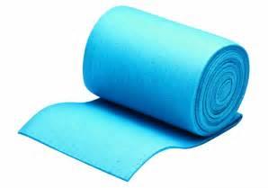 How To Clean Automotive Carpet by Sponge Cloth Roll Spontex Blue 5 Metre