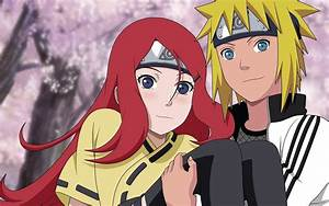 Naruto Uzumaki and Kushina Uzumaki wallpaper - Anime ...