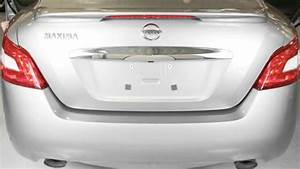 2014 Nissan Maxima - Trunk Release Power Cancel Switch