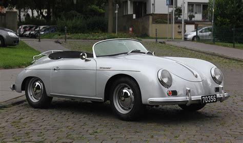 File:Porsche 356 A Speedster, Bj. 1956, Front (2016-07-02 ...