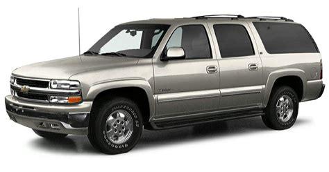 2000 Chevrolet Suburban 1500 Information