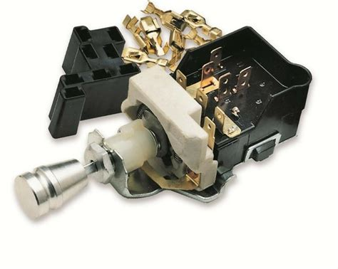 american gearhead headlight dimmer dome light switch gm