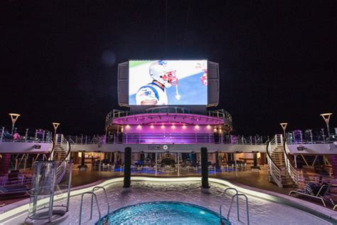 Ship Football by 5 Best Cruise Lines For Nfl Football Cruise Critic