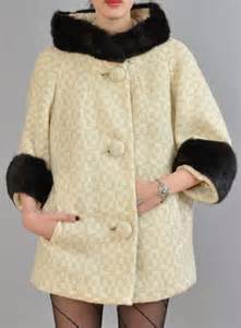 Fur Coat Styles of the 60s